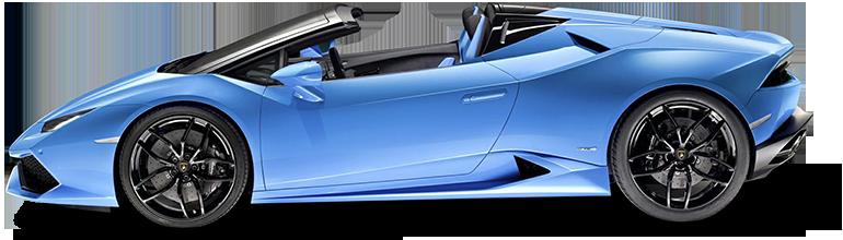 2017 Lamborghini Huracan Spyder LP580-2S