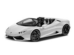 2017 Lamborghini Huracan LP610-4S Convertible