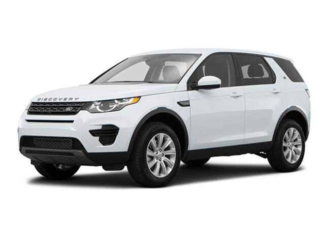 New 2017 Land Rover Discovery Sport SE SUV for sale in Chicago Area