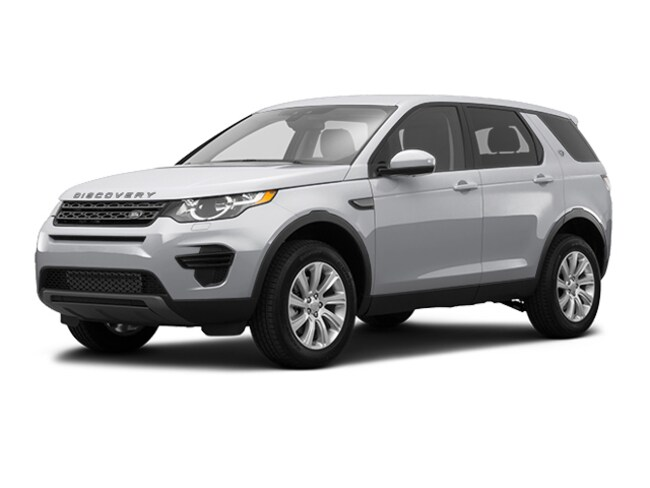 Certified Pre-Owned 2017 Land Rover Discovery Sport SE SUV For Sale Dallas, Texas