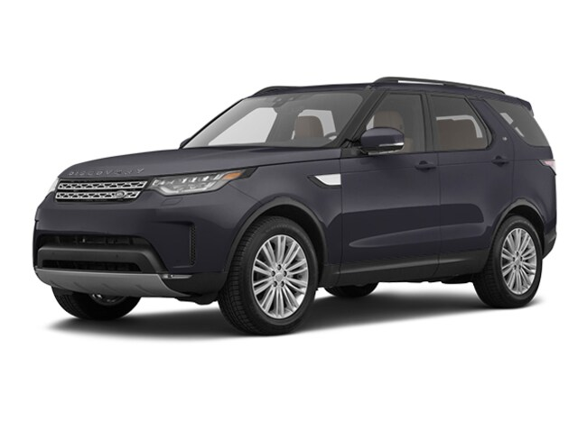 Certified Pre-Owned 2017 Land Rover Discovery SE SUV For Sale Orange County