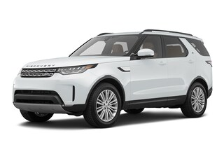 Used 2017 Land Rover Discovery SE V6 Supercharged SUV in Knoxville, TN