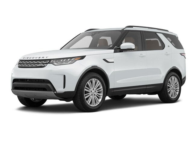 2017 Land Rover Discovery SE SE V6 Supercharged