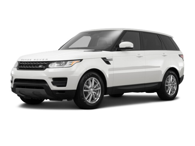 Used 2017 Land Rover Range Rover Sport For Sale at Land