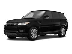 New 2017 Land Rover Range Rover Sport 3.0L V6 Supercharged SE SUV Sudbury MA
