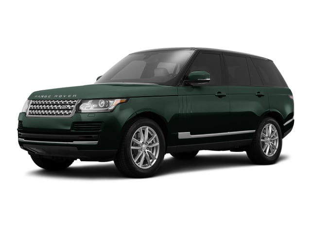 Land Rover Range Rover Suv Golden Valley