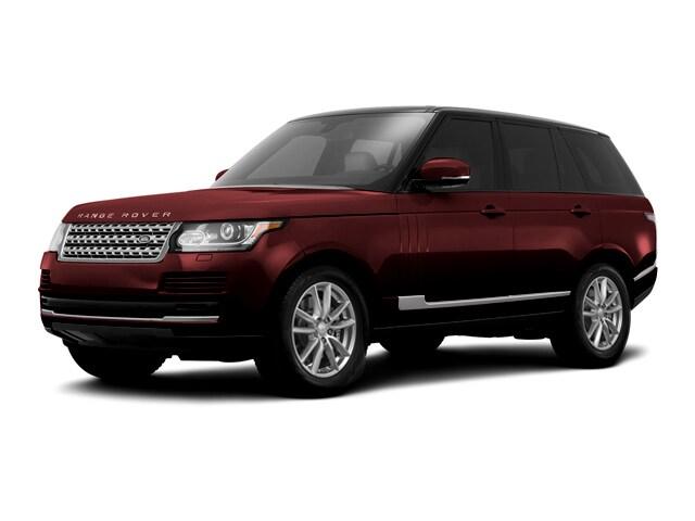 2017 Land Rover Range Rover Suv Tucson