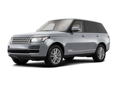 New 2017 Land Rover Range Rover V6 Supercharged SWB SUV in Knoxville, TN