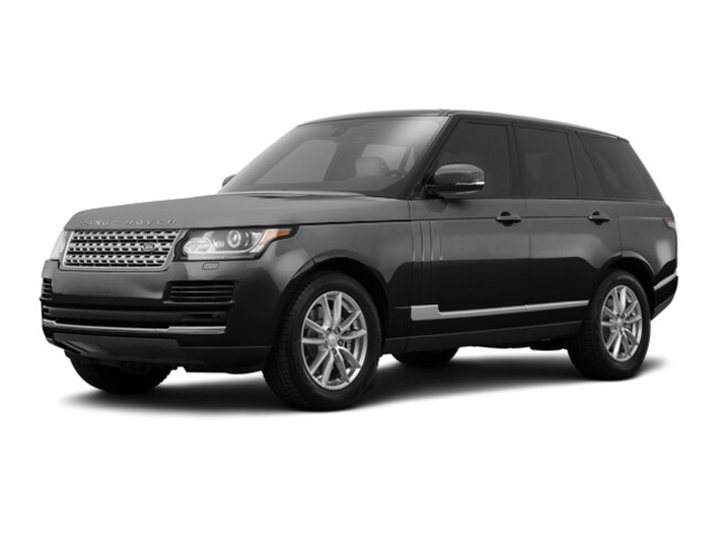 2017 Land Rover Range Rover 3.0L V6 Supercharged HSE SUV
