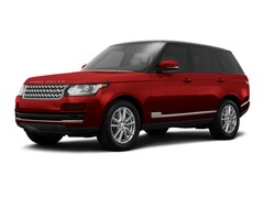 Certified Pre-Owned 2017 Land Rover Range Rover 3.0L V6 Supercharged HSE SUV JU6791 in Macomb, MI
