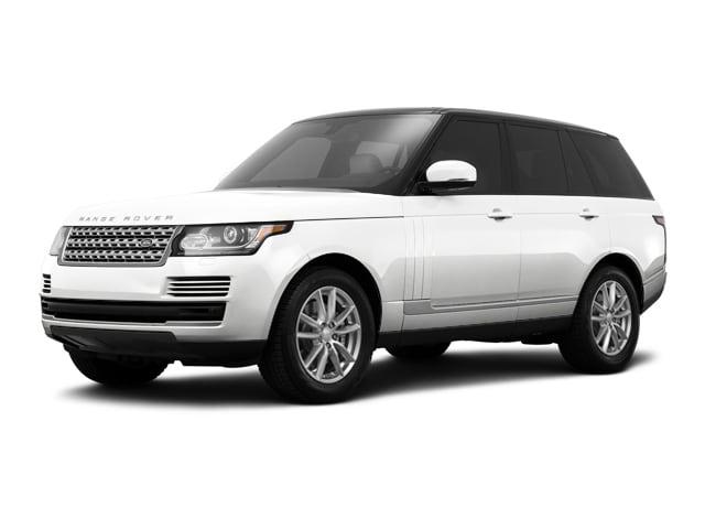 2017 Land Rover Range Rover SUV