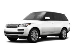 New 2017 Land Rover Range Rover 3.0 Supercharged HSE SUV in Farmington Hills near Detroit