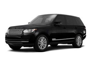 2017 Land Rover Range Rover 3.0 Supercharged HSE