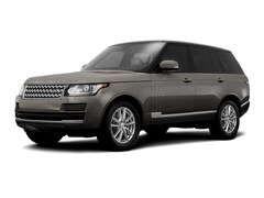 Used 2017 Land Rover Range Rover HSE SUV in Glenwood Springs