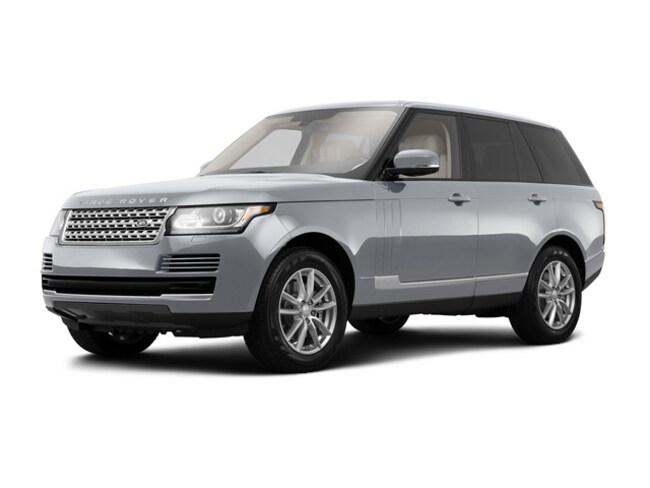 2017 Land Rover Range Rover HSE SUV
