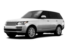 Certified Pre-Owned 2017 Land Rover Range Rover HSE Td6 Diesel  SWB for sale in Glenwood Springs, CO
