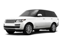 Used 2017 Land Rover Range Rover 3.0L V6 Turbocharged Diesel Td6 SUV Wilmington