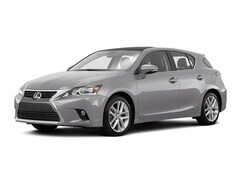 Used 2017 LEXUS CT 200h Hatchback For Sale in Santa Barbara