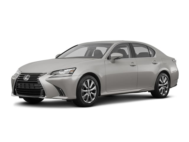 2017 Lexus GS 200t Sedan