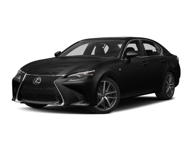 2017 LEXUS GS 350 Sedan