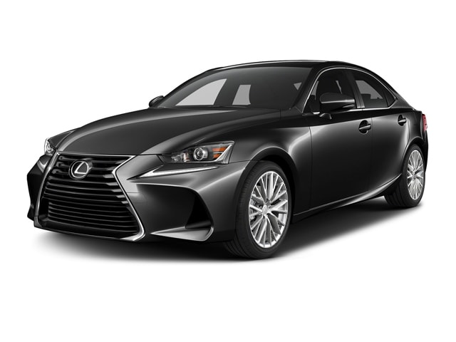Used 2017 LEXUS IS 300 F Sport Silver Spring