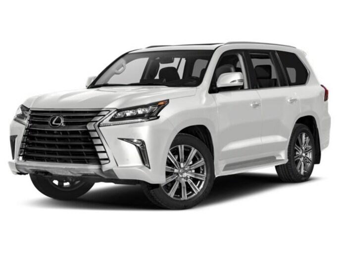 2017 LEXUS LX 570 Base (A8) SUV