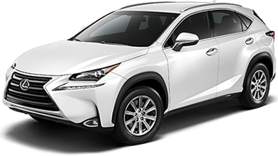 Current 2017 Lexus NX 200t SUV Special Offers