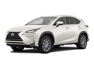 2017 LEXUS NX 200t AWD No Accidents Local B.C.