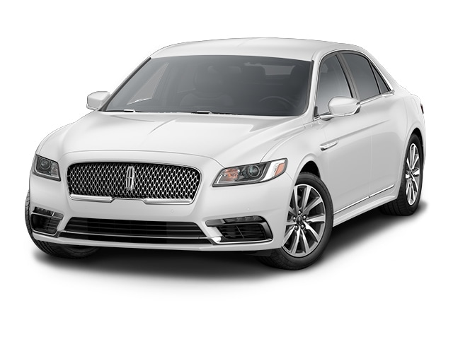 2017 Lincoln Continental Premiere Car