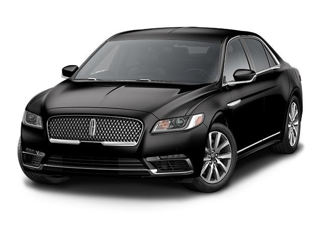 2017 Lincoln Continental Premiere Car