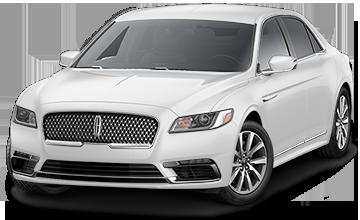 2017 Lincoln Continental Sedan Premiere