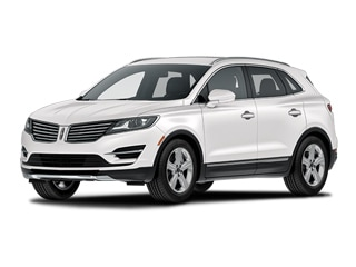 2017 Lincoln MKC SUV White Platinum Metallic Tri