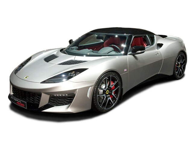 2017 Lotus Evora Base Coupe