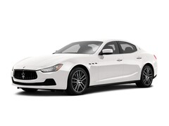 Used 2017 Maserati Ghibli Base Sedan Davie