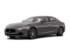 Pre owned Maserati luxury vehicles 2017 Maserati Ghibli Sedan for sale near you in Pasadena, CA