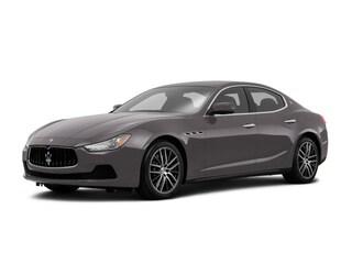 Pre-owned vehicles 2017 Maserati Ghibli Sedan for sale near you in Pasadena, CA