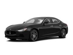 2017 Maserati Ghibli Sedan