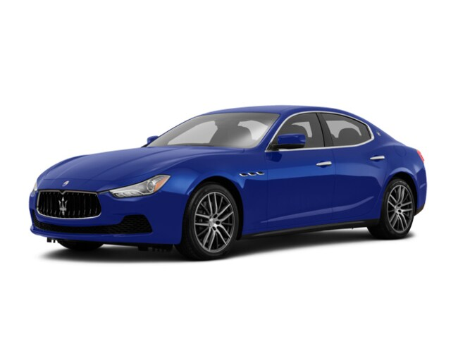 2017 MASERATI GHIBLI Sedan for sale in Fort Lauderdale, FL at Maserati of Fort Lauderdale