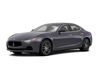 Certified 2017 Maserati Ghibli S Q4 Sedan For Sale in Philadelphia