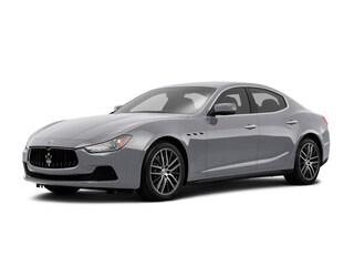 Used 2017 Maserati Ghibli S Sedan ZAM57RSL9H1226522 for Sale at Helfman Alfa Romeo of Sugar Land