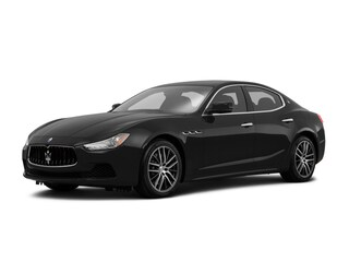 Used 2017 Maserati Ghibli S Sedan ZAM57RSA2H1218681 for Sale at Helfman Alfa Romeo of Sugar Land