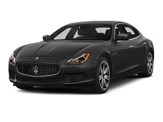 Used 2017 Maserati Quattroporte S Sedan ZAM56RPA9H1213117 for Sale at Helfman Alfa Romeo of Sugar Land