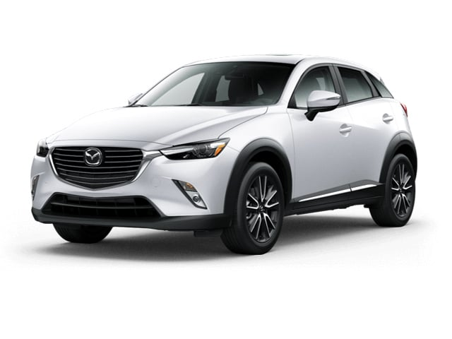 New 2017 Mazda Mazda CX-3 Grand Touring SUV All-wheel Drive Orchard Park