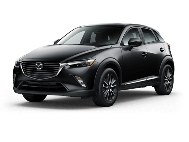 New 2017 Mazda Mazda CX-3 Grand Touring SUV in East Stroudsburg