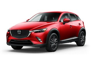 Used 2017 Mazda Mazda CX-3 Grand Touring SUV in Burlington, VT