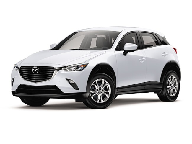 New 2017 Mazda Mazda CX-3 Sport SUV All-wheel Drive Orchard Park