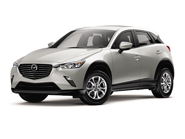2017 Mazda Mazda CX-3 Sport SUBN