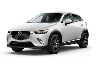 Used 2017 Mazda Mazda CX-3 Touring SUV 911042 in Bloomington, IN
