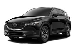 Certified Pre-Owned 2017 Mazda CX-5 Grand Touring SUV in Canandaigua, NY