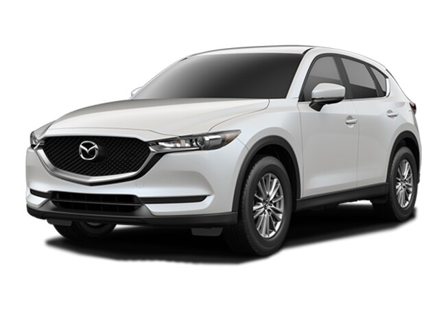 Certified Pre-Owned 2017 Mazda Mazda CX-5 Sport SUV for sale in Madison, WI
